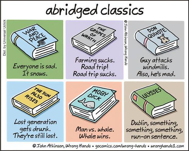 abridged classiss